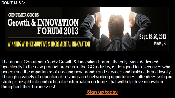 Growth and innovation forum